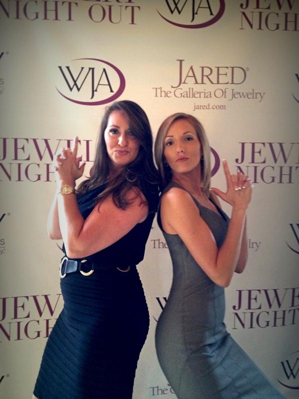 Womens Jewelry Association Jewelry Night Out